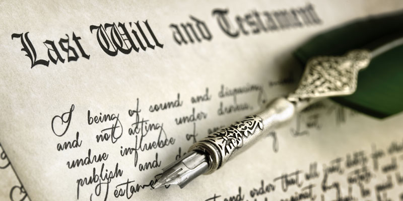 intestacy case research
