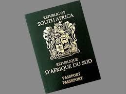 South Africa Passport